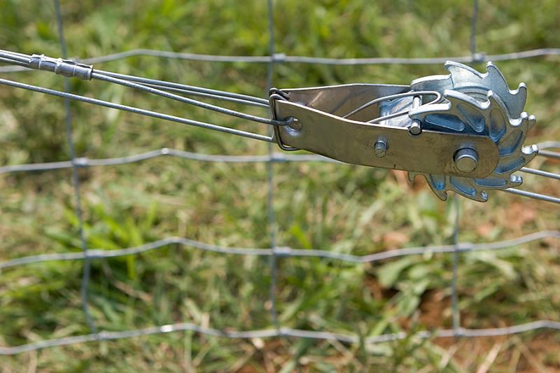 Deer Fencing To Reduce Agricultural Crop Damage